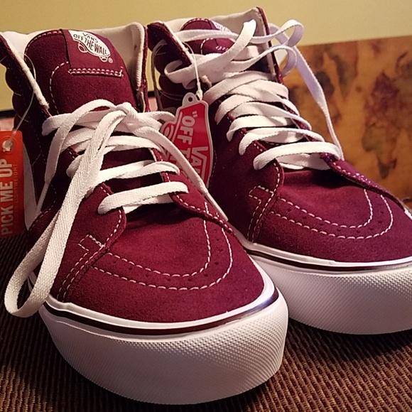 dc36bdba73650b Vans Shoes - Sk8-Hi Lite Vans